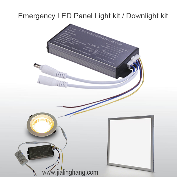 3W to 50W Led Emergency Kit